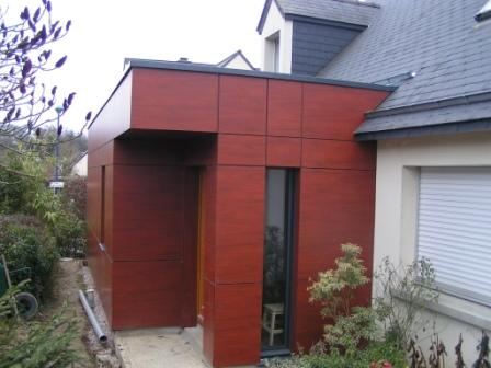 Red cedar blog for Bardage exterieur composite